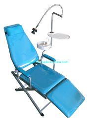 좋은 가격 간단한 폴딩 이동반 휴대용 치과 의자
