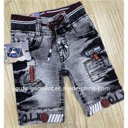 Kinderen Cohthes Boy's Pants Jeans for Summer High Quality Cotton Sport Casual Children Cohthes