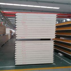 耐火構造断熱壁 / ルーフポリスチレン EPS サンドイッチパネル、プリファブ用 ハウス / 工場 / 倉庫