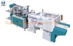 2 Totalmente Automática de alta velocidade de linha de HDPE PE CPE filme TPE máquina de fazer luvas descartáveis