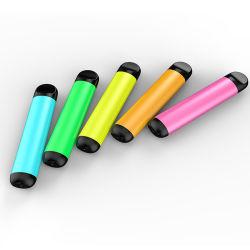 سعر الجملة 400 نفخة لا حرق السجائر الإلكترونية القابلة للاستخدام مرة واحدة السائل E-Liquid