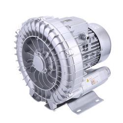 Aerazione a depressione anello elettrico ad alta pressione del canale laterale del turbocompressore rigenerativo Soffiante d'aria per laghetto di pesce