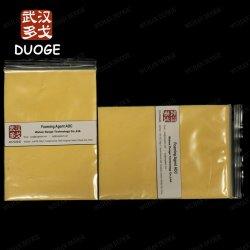 Poudre jaune agent moussant pour le PP PVC ADC Pet etc.