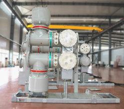 가스에 의하여 격리되는 개폐기 회로 구성 요소