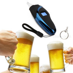 Probador de Alcohol y altamente sensibles aliento conducir borracho Analyzer