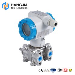 4-20 mA du capteur de carburant de l'huile antidéflagrants Transmetteur de pression différentielle