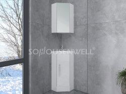 Customized Design Hotel Ceramic Bathroom Vanity modern Design Full Set Closeout Houten Badkamer
