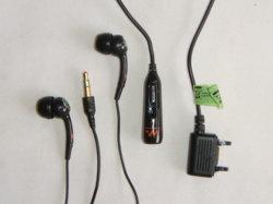 Kit Mains Libres de téléphone mobile (HPM-70)