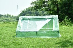 Открытый патио с видом на сад в сборе металлические PE тканью парниковых