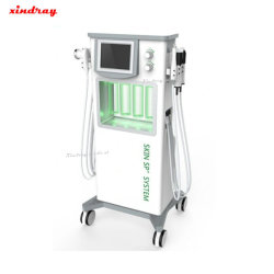 7 in 1 water Dermabrasion machine water zuurstof Peel/ 4D