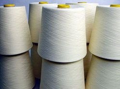 Filato della fibra della proteina di soia