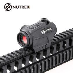 تكتيكيّ بندقيّة [أيرسفت] تصويب مسدّس صغير اللون الأخضر أحمر نقطة جهاز تسديد صيد مجال
