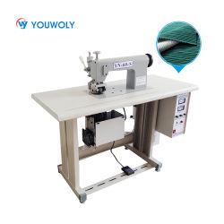 Top-Qualität einfach zu bedienen Ultraschall-Nähmaschine für nicht-gewebte Tuch