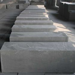 Bloque de carbono Ceramic-Bonded forro de carbono de alto horno refractario