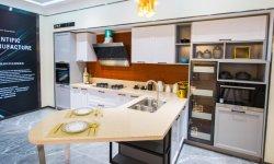 Keukenkast van het Kabinet van het Kabinet van Furnitures van Aluminiun/van het Aluminium de Moderne Klassieke