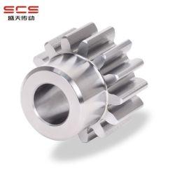 عجلة ترس مسمقياسي من فولاذ الكربون من الصين المصنعين