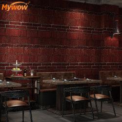 Moda Sticker-on Home decorazione materiale Wallpaper Vendita a caldo Wallpaper