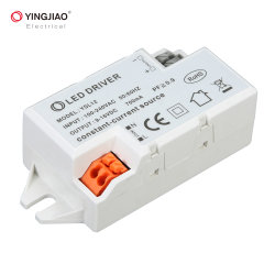 Yingjiao accepter Custom Alimentation 5V 25W 70W à LED de commutation
