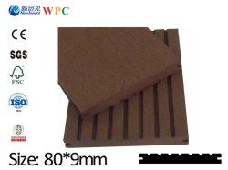 Le WPC PE planche de haute qualité avec SGS Ce bardage en vinyle FSC ISO WPC Plank Lhma009A