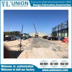 Haltbarer und duktiler heller Rahmen-Stahlkonstruktion-Stahl-Aufbau