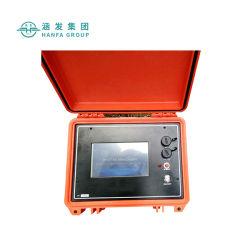 Hfmt métro numérique portable à ultrasons série Instrument de prospection de métal