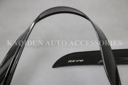 ABS-Kunststoff-Sonnenvisier-Fenster Visier für Toyota Hilux Revo2016-ON