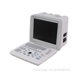 Venda a quente portátil veterinários scanner de ultra-som/ Animais Equipamento Médico
