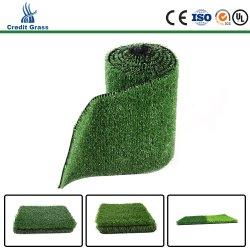 家の装飾の擬似芝生 10mm 人工的な草のカーペット 造園用のデコレーション