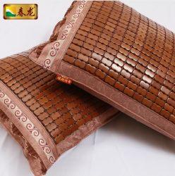 Abitudine di bambù della cassa del cuscino di estate