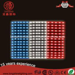 LED RGB 10W 깃발 폴 중동 유럽 로프 스트링 국내장식 조명.