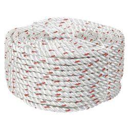 Preiswerterer bunter verdrehter Baumwollbeutel, der verpackenseil bindet