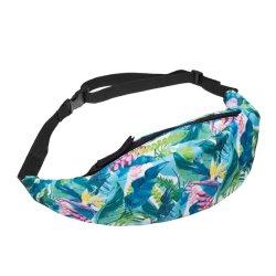 2021 IMPRESSO cintura cintura feminina jovem coloridos bolsa à cintura Travel Kids Cartoon bolsa à cintura Holiday Celular Bag Wallet
