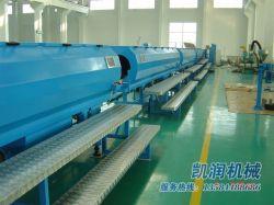 PVC鋼線の機械を作る補強された管のホースの生産ライン