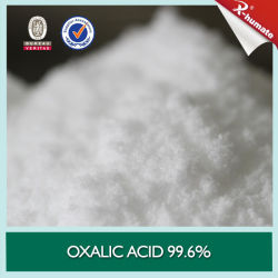 Tratamiento de Aguas Residuales de grado técnico polvo limpiador ácido oxálico 99,6%