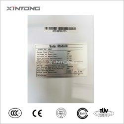 Portátil Poly Mono de 320 W de alta potência, 100 Watts, 12 VCC Painel solar monocristalino