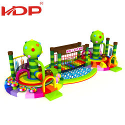 تصميم الأطفال بيع الأطفال استخدام معدات اللعب الناعمة ملعب داخلي