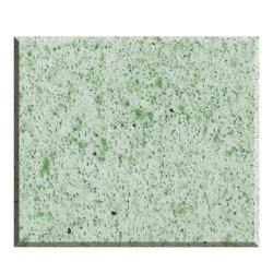 유행과 대중적인 녹색 인공적인 석영 슬레이트