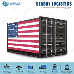 Конкурсные океана / Морские грузовые перевозки в Нью-Йорк из Китая/Тяньцзинь/Циндао/Шанхай/Нинбо/Сямынь/Шэньчжэнь/Гуанчжоу