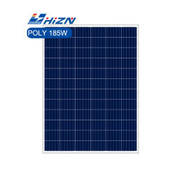 Kit Painel Solar PV inicial Poli Mono Sharp Painéis Solares 185W 200W 170W watt preço