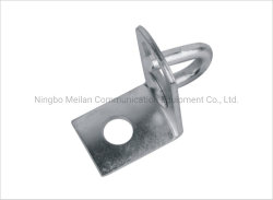 Glasfaserkabel Zughaken Aus Metall Klemme