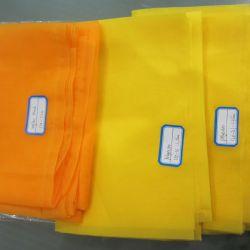 Шелковые полиэстер Трафаретная сетка футболка печать