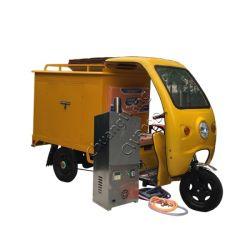 Made in China las ventas de limpiar la máquina de vapor caliente Coche de CW