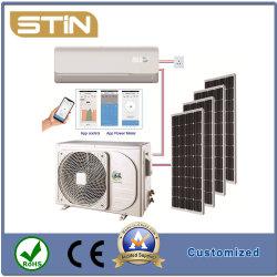 Solarklimaanlagen-Arbeit ohne Batterie 12000BTU 18000BTU 24000BTU