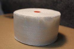 حرارة - مقاومة زجاجيّة ليف بناء شريط