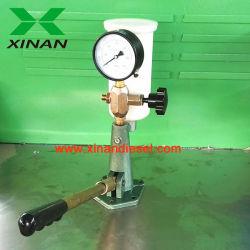 China-Aluminiumstandplatz-Dieseleinspritzung-Düsen-Prüfvorrichtung S80h