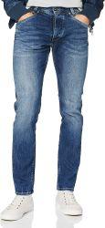 Trecho da moda masculina Jeans calças de ganga