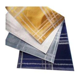 Il poliestere su ordinazione geometrico del corridore della Tabella ha imitato la seta con il marchio