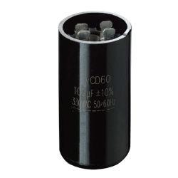 CD60 motor die Elektrolytische Condensator voor Airconditioner begint