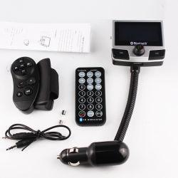 無線MP3プレーヤーのBluetooth Handfree車キットFMの送信機車の充電器