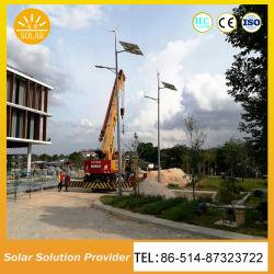 Гибридные солнечного света с улицы LED 300W ветровой турбины мощностью 500 Вт